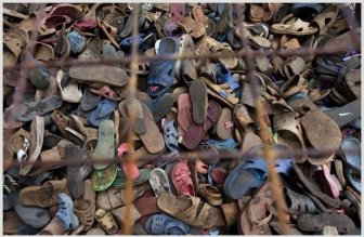 Recycling of Old Shoes in Africa