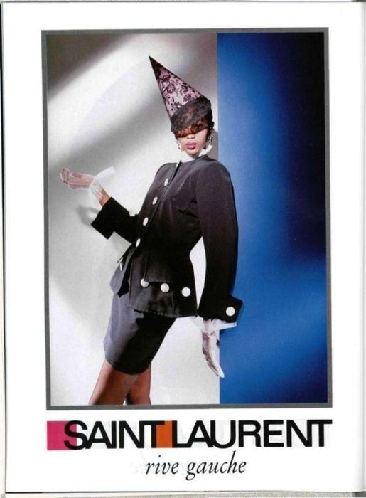 The Evolution of Yves Saint Laurent