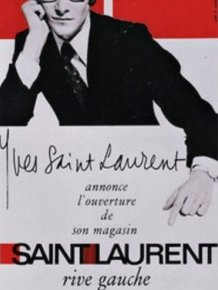 The Evolution of Yves Saint Laurent