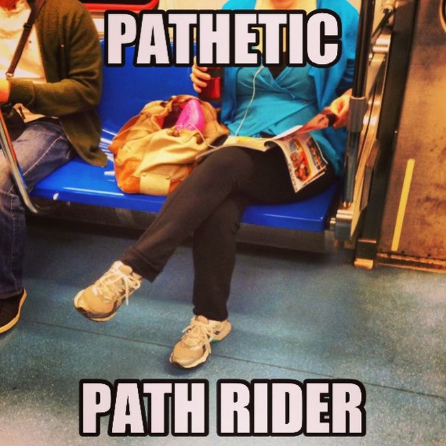 People Who Make Life in NYC Terrible