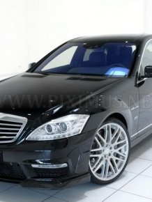 Mercedes-Benz B63 by Brabus