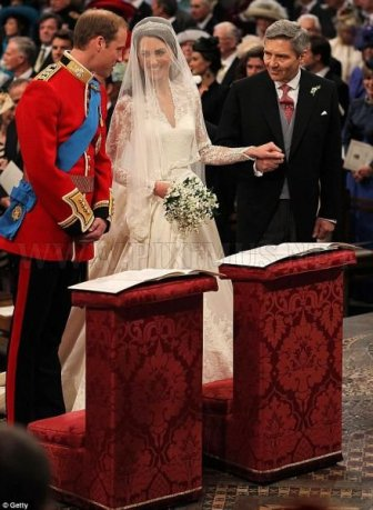 William and Kate's Epic Royal Wedding
