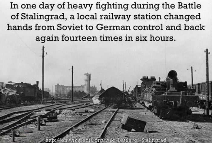 Surprising Historical Facts