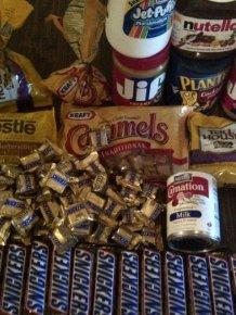 Massive Snickers
