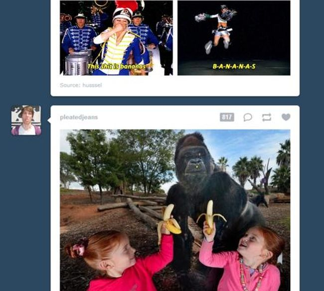 Funny Tumblr Coincidences, part 3