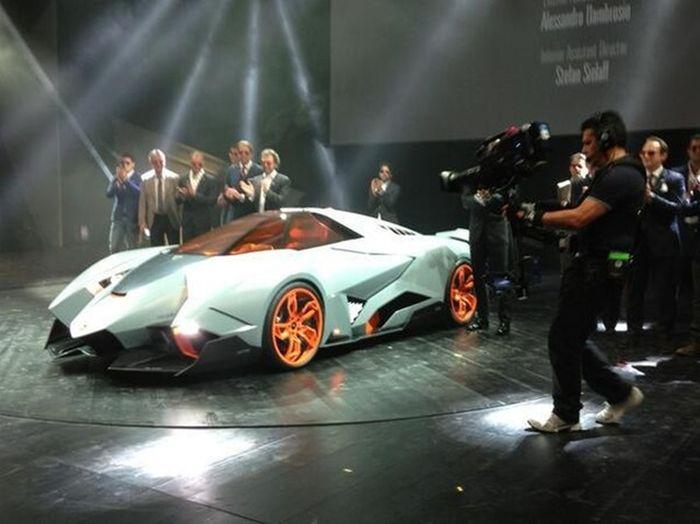 Lamborghini Egoista Vehicles