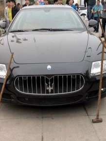 How to Destroy a Maserati