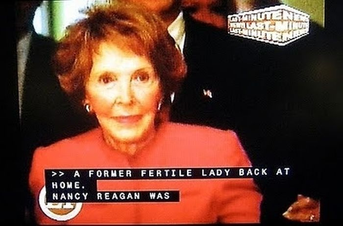 Funny TV Captions
