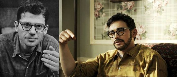 Biopic Film Actors Alongside Their Real-Life Equals, part 2