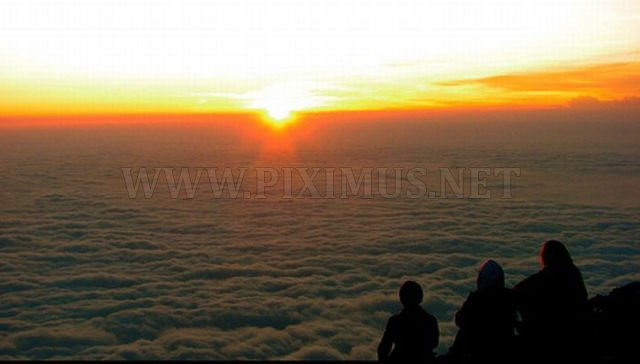 Images From Above the Clouds
