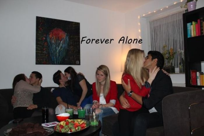 Forever Alone, part 4