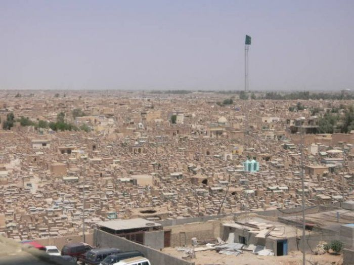 Wadi AlSalaam Is The Largest Cemetery In The World Others - Wadi us salaam google maps