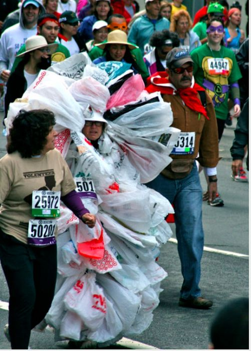 Really Bad Runner Costumes