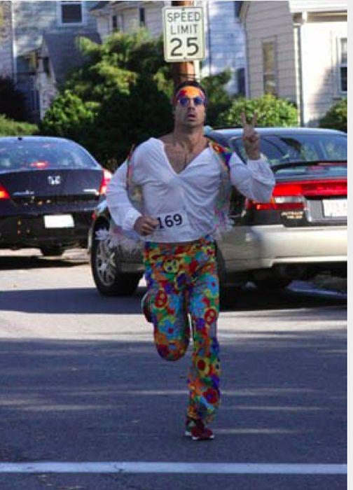 Really Bad Runner Costumes