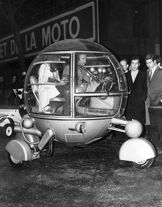 The Most Unusual Retro Vehicles from the Past
