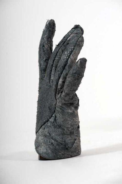 Sharkskin Gloves by Sruli Recht