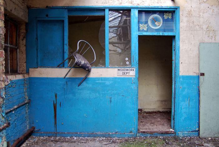 Abandoned Schools