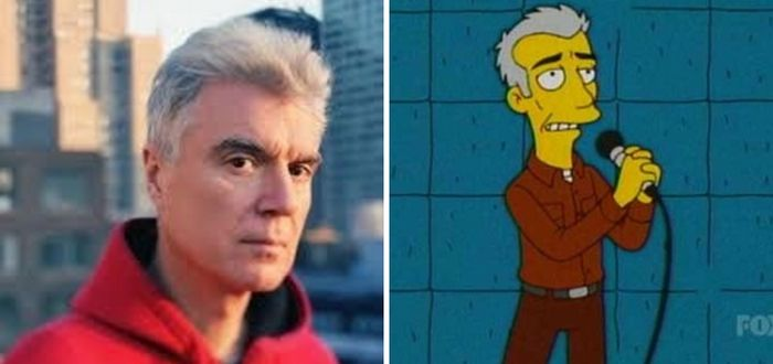 "Musicians Who Played Themselves On ""The Simpsons"""