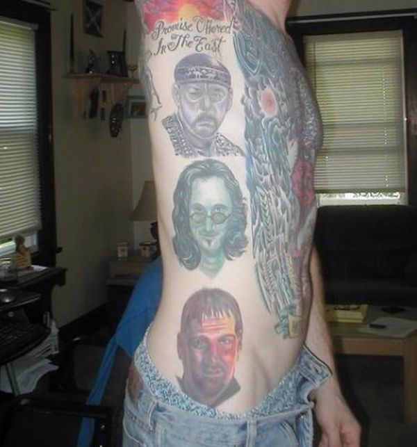Bad Tattoos