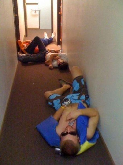 Drunk People, part 10