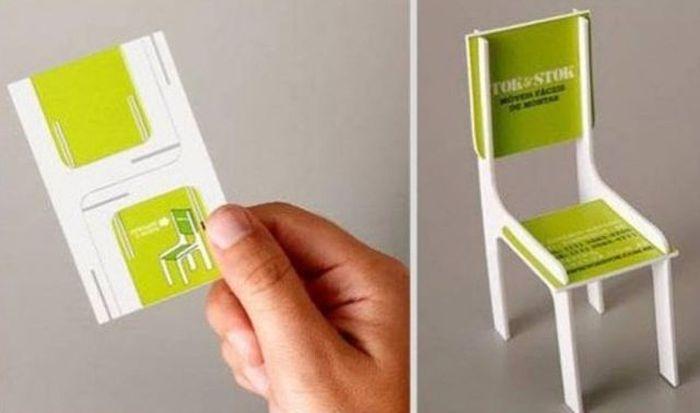 Creative Business Card Designs, part 2