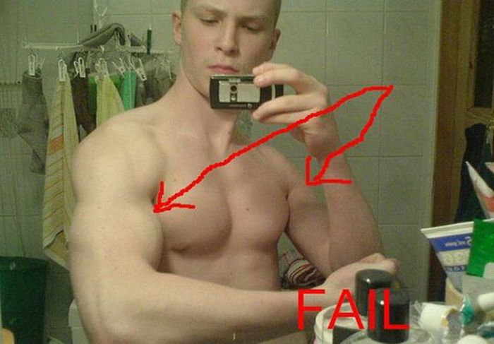 Photoshop Fails. Men Only Edition