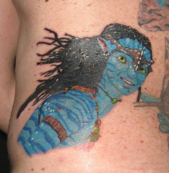 Mr. Avatar