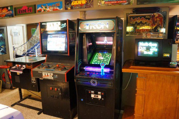 Arcade Basement
