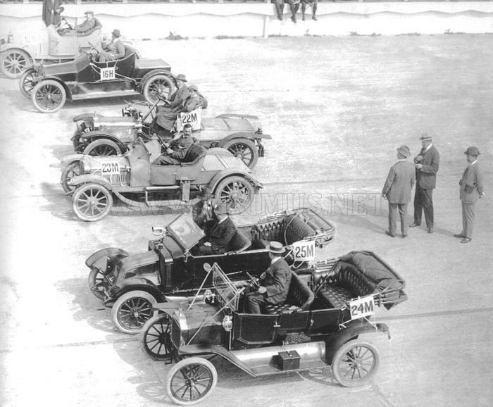 Retro Rally Cars