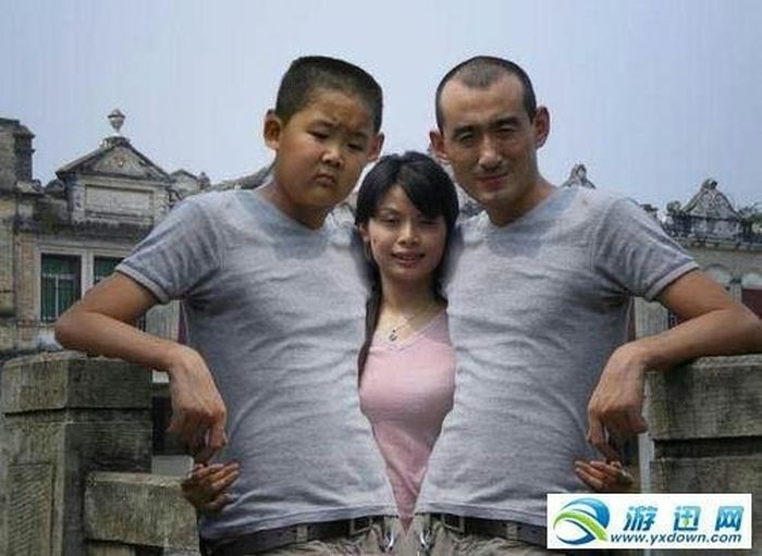 Chinese Photoshop Requsts and the Results