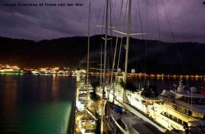 Yacht Migration from the Caribbean to the Mediterranean Sea