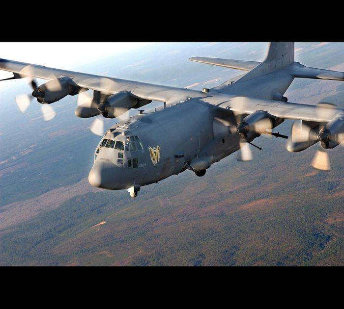 A Look Inside Lockheed AC-130