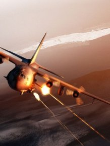 A Look Inside Lockheed AC-130