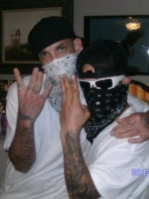 Crazy White Boys Gang Members Busted after Posts on Facebook