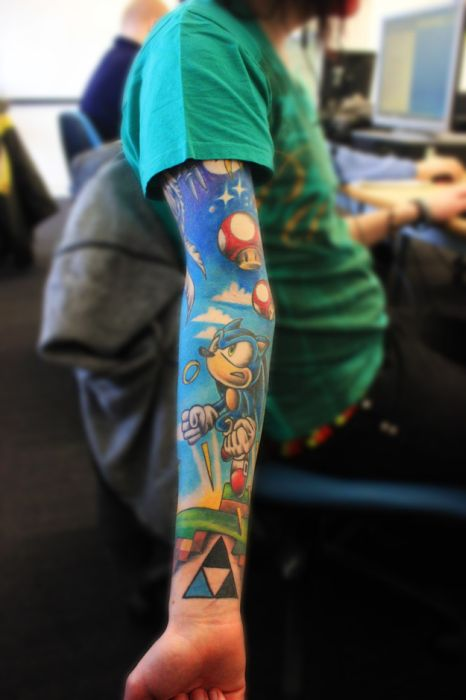 Awesome Tattoos, part 2