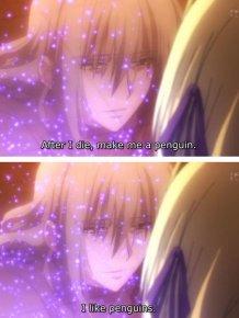 Weird Anime Moments