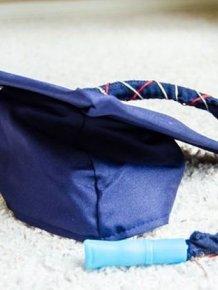 Graduation Cap with a Secret