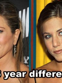 Celebrities Who Don't Age