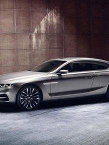BMW Gran Coupe Pininfarina Lusso