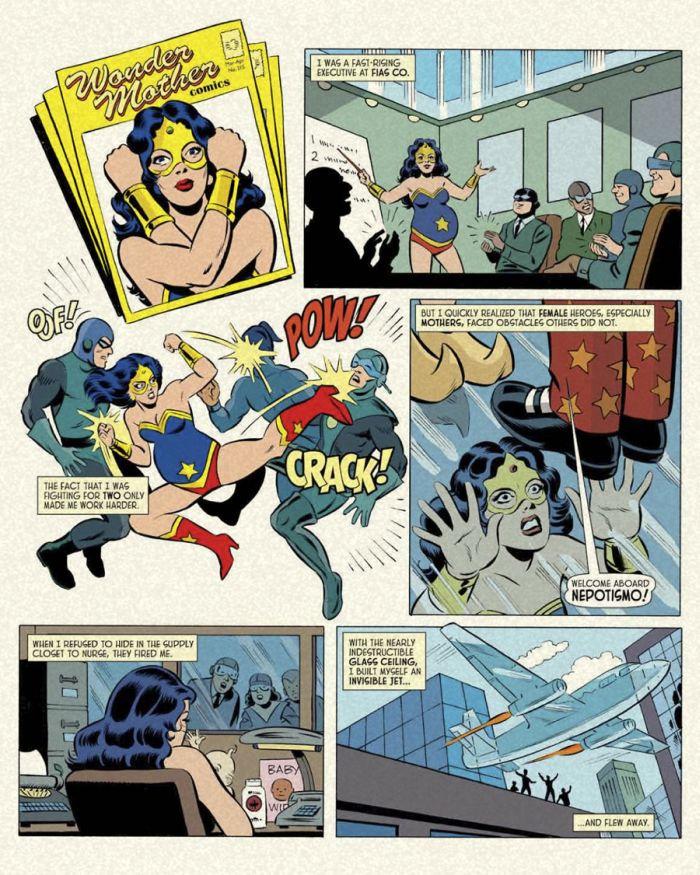 Comics About Job-Searching
