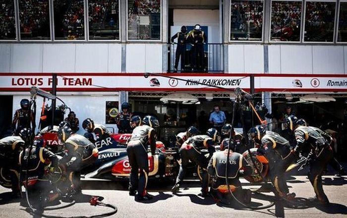 Daft Punk at the Monaco Grand Prix