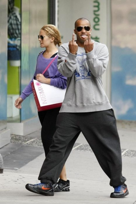 Celebrities Show Middle Fingers