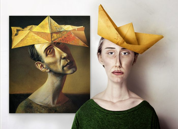 Classic Paintings in Real Life
