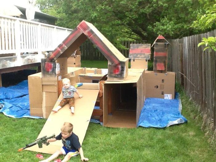 DIY Playground