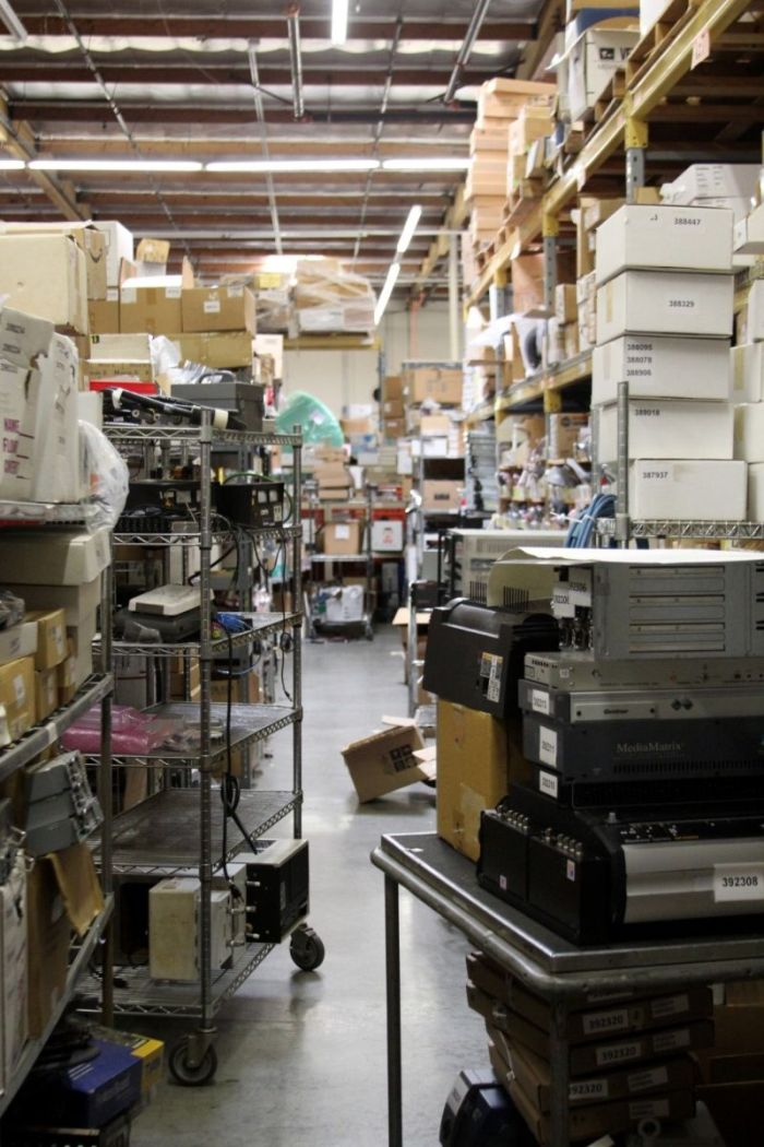 The Weird Stuff Warehouse