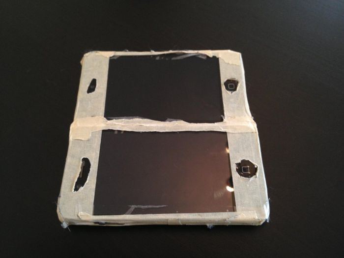 DIY Nintendo DS. Or Should We Call It iDS?