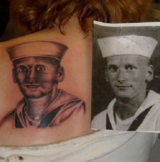 Really Bad Tattoos