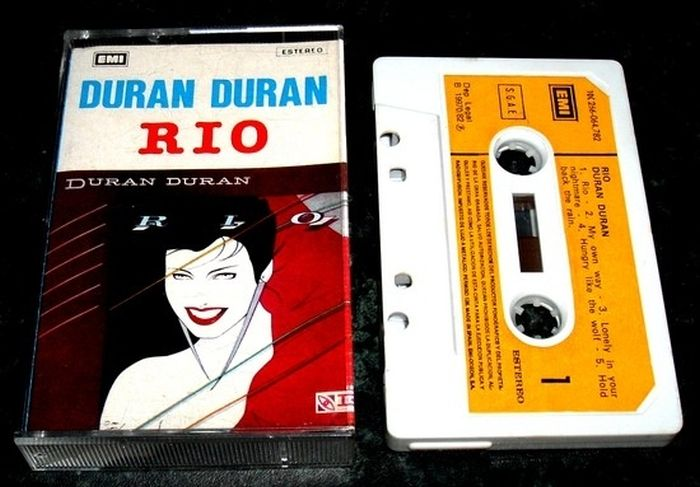 Cassette Tapes from the Past