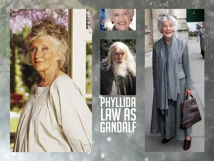 Casting Lord of the Rings, the Genderswap Version