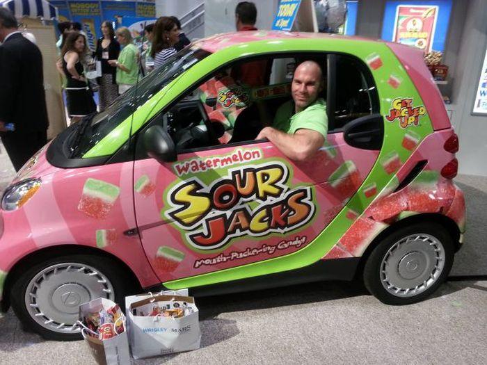 Funny Car-Themed Photos, part 5